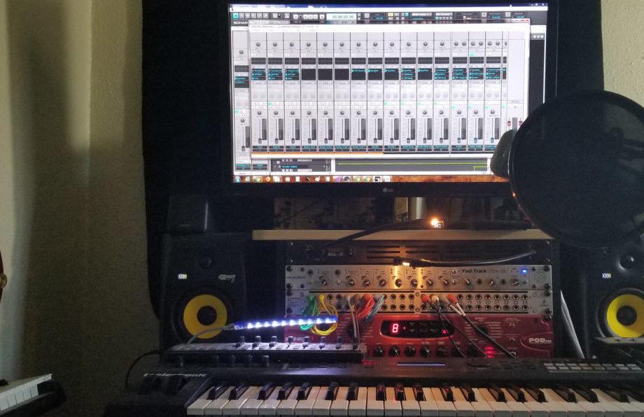Paul Arow Recording Studio