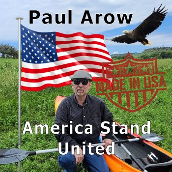 America Stand United - Single by Paul Arow